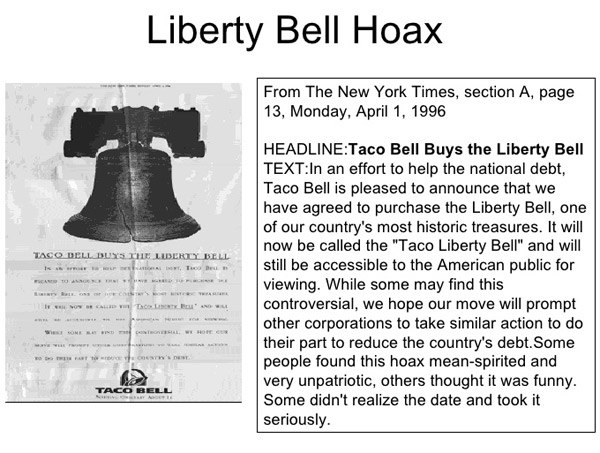 Taco Liberty Bell