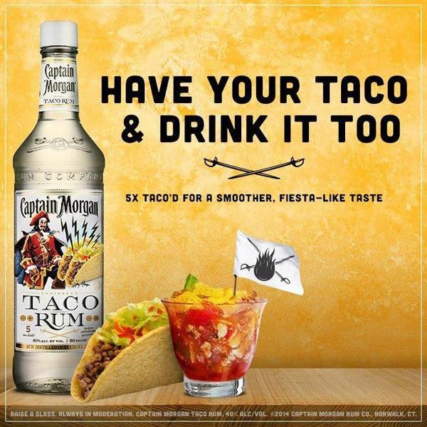 Taco Rum
