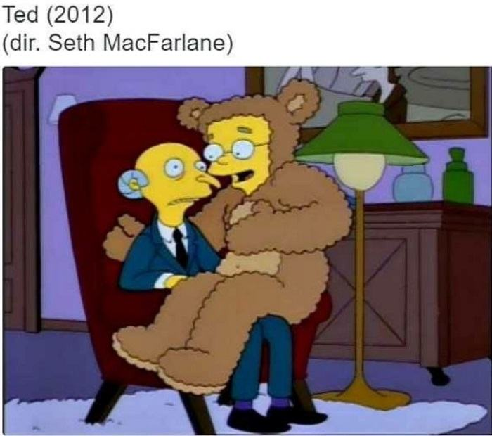 Ted Simpsons