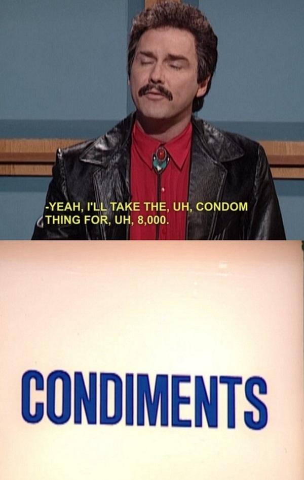 The Condom Thing