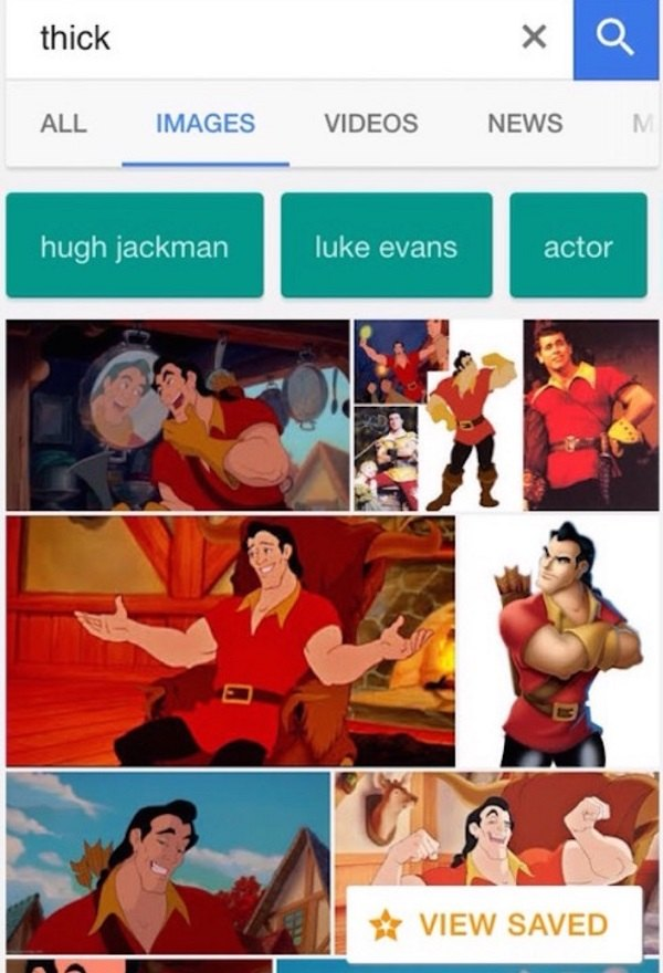 Thick Gaston