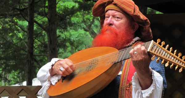 Troubadour Man