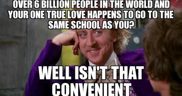 True Love Wonka