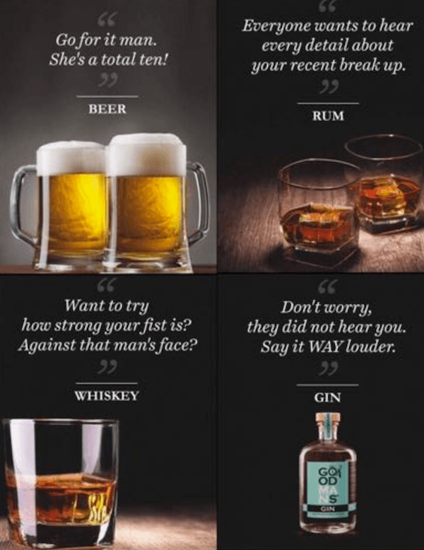 Whiskey And Beer