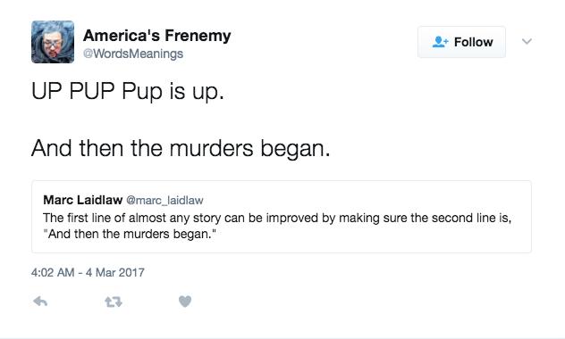 Up Pup Dr Seuss