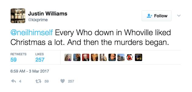 Whoville Christmas Murders Began