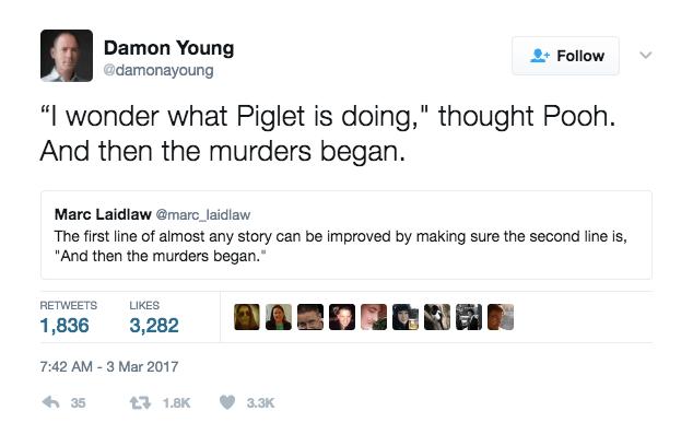 Winnie The Pooh Murders Began