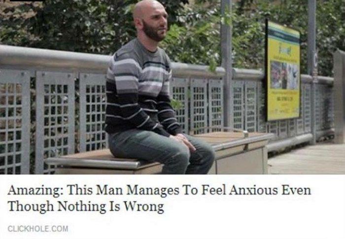 Amazing Anxious