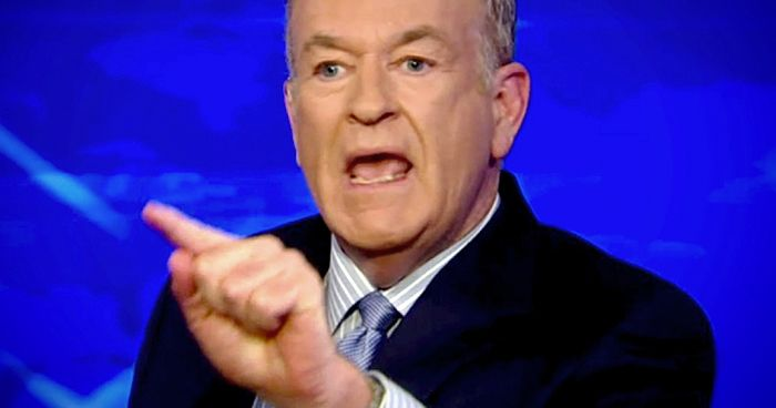 Angry Oreilly