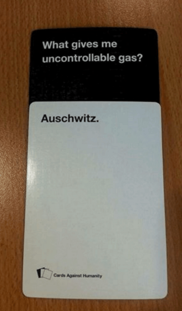 The Best Cards Against Humanity Combinations