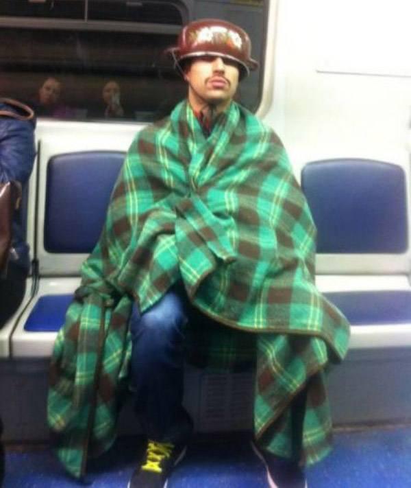 Blanket Pothead
