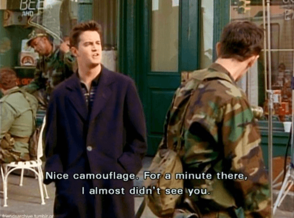Funny Friends Quotes Chandler