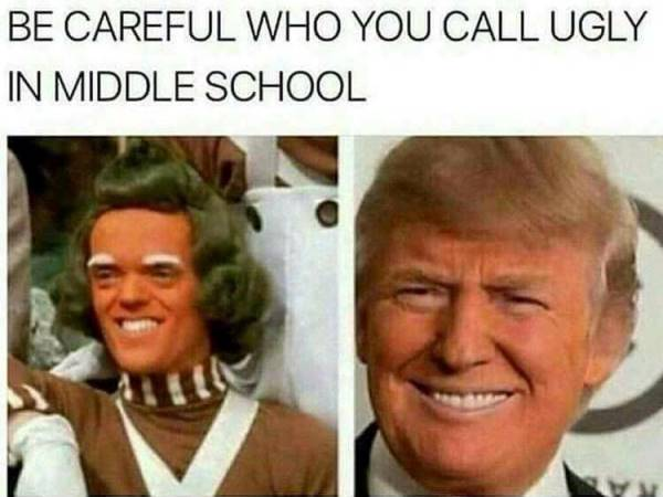 Careful Who You Pick On