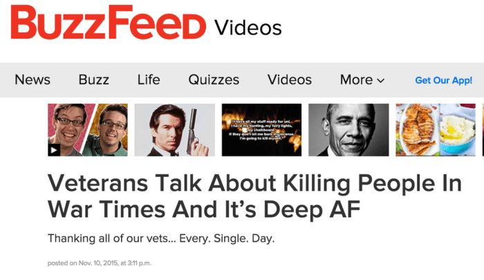 Classy Buzzfeed