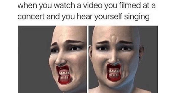 Concert Vids