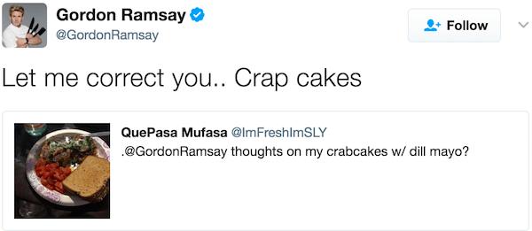 Crap Cakes