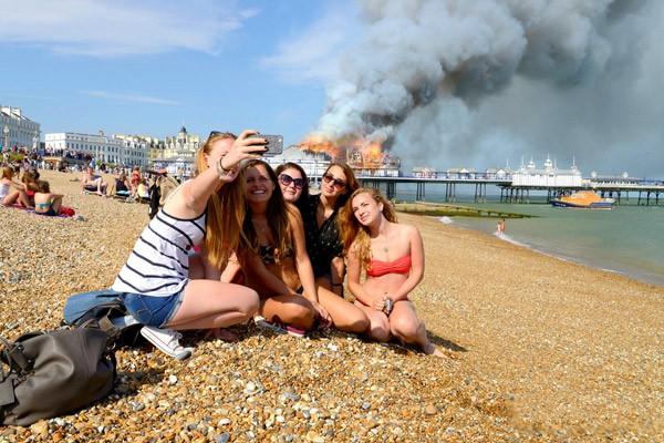 Cruiseship Selfie