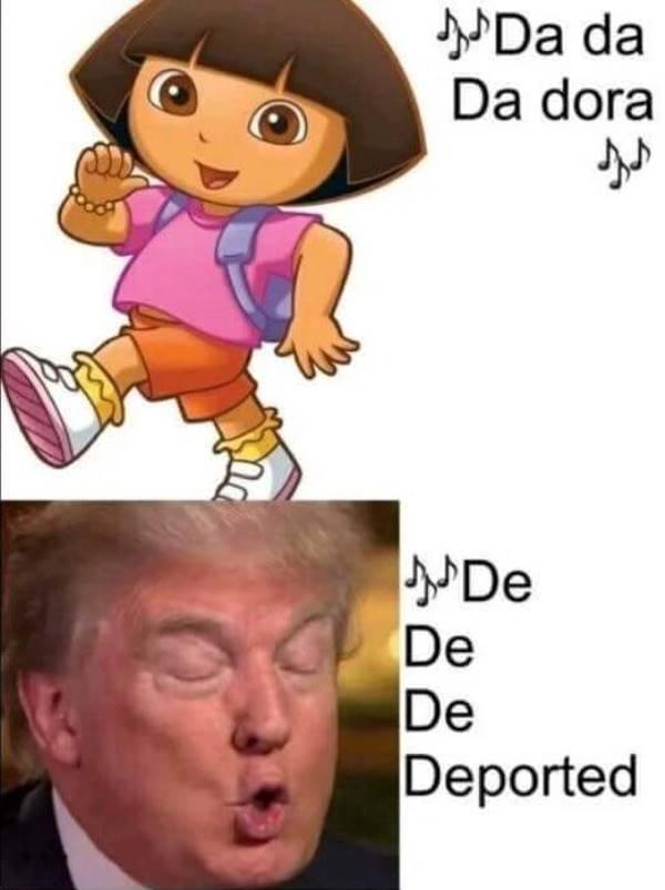 Da Da Dora