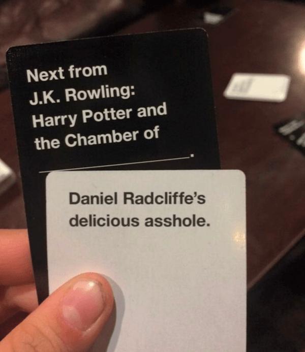 Delicious Asshole