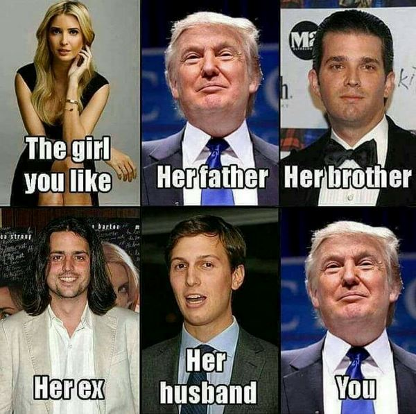 Donald Trump The Girl You Like
