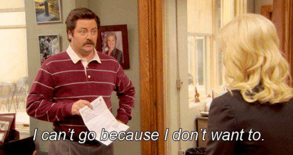 Hilarious Ron Swanson Quotes