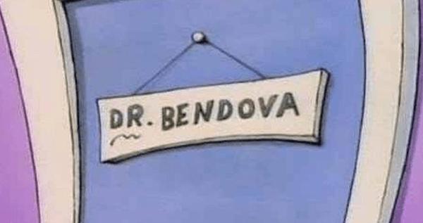 Dr Bendova