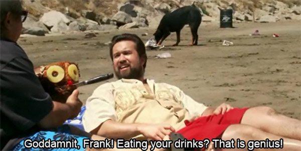 Eating Drinks