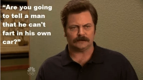The Funniest Ron Swanson Quotes