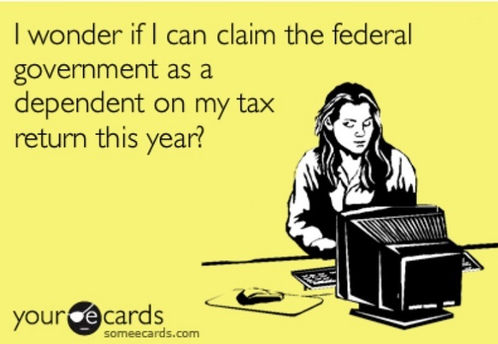 Federal Goverment Dependent