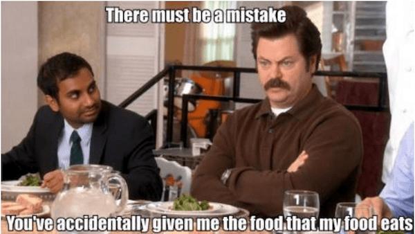 Food Mistake