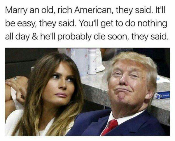 Funny Melania Trump Meme