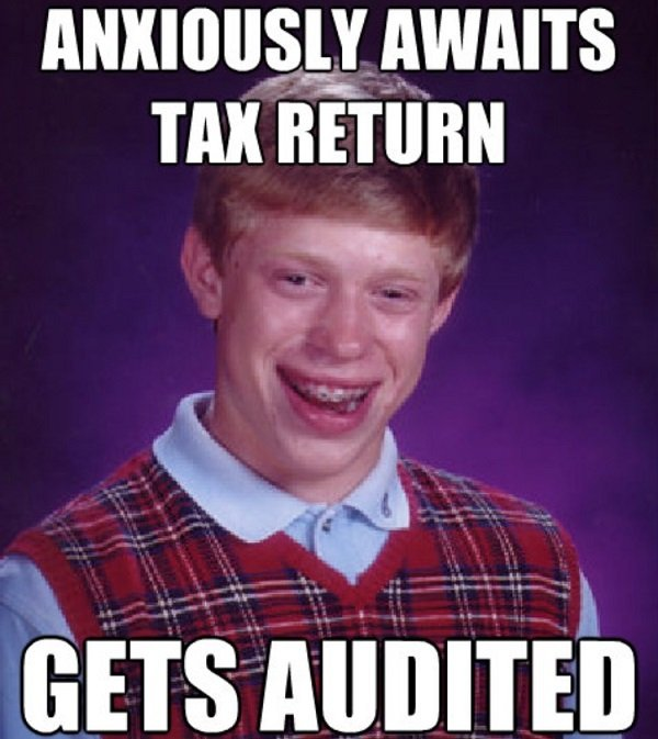 Gets Audited