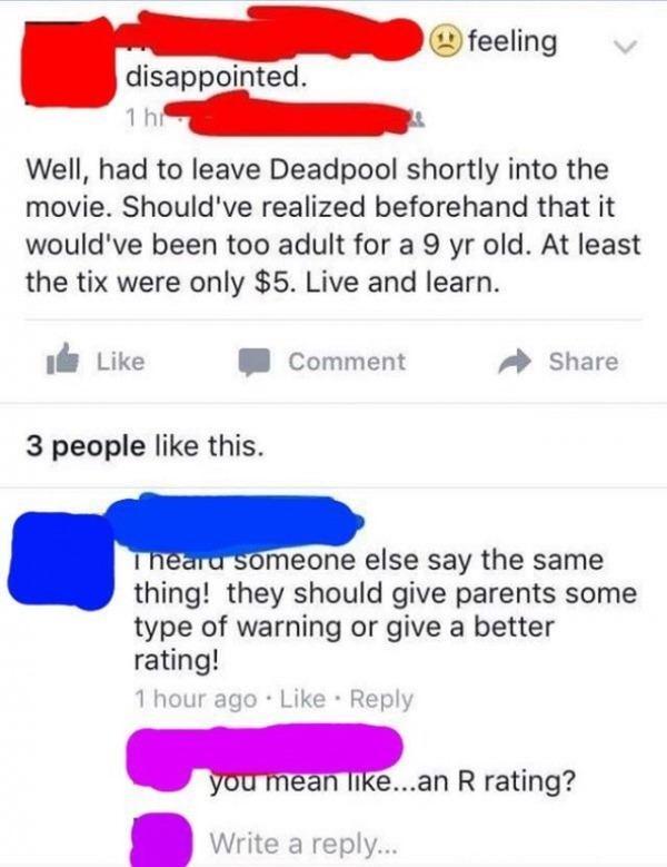 Idiot Parents