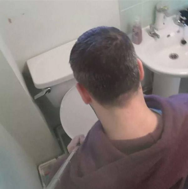 Pee Selfiestick