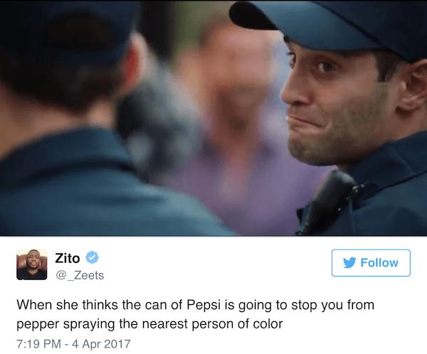Pepsi Commercial Memes