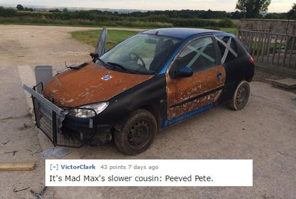 Pete Peeved