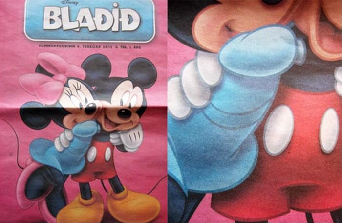Phallic Minnie
