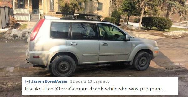 Preg Xterra