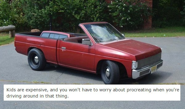 Procreating Car