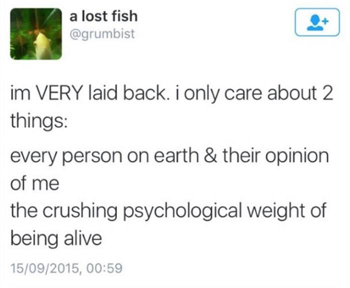 Psychological Weight