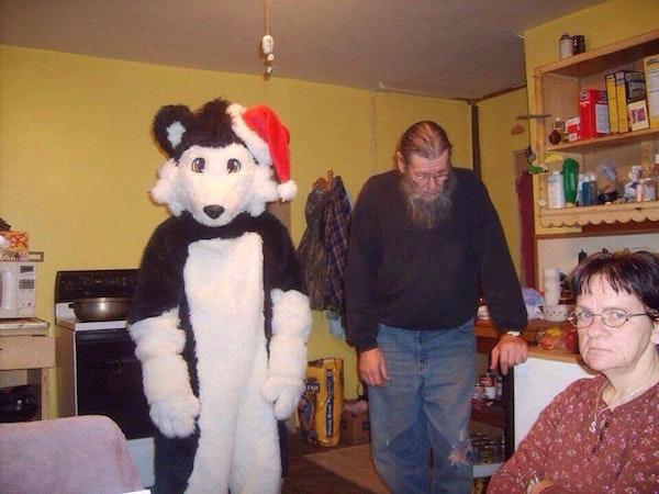 Sad Furry