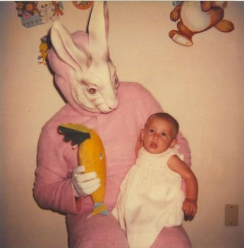 The Creepiest Easter Bunnies Ever