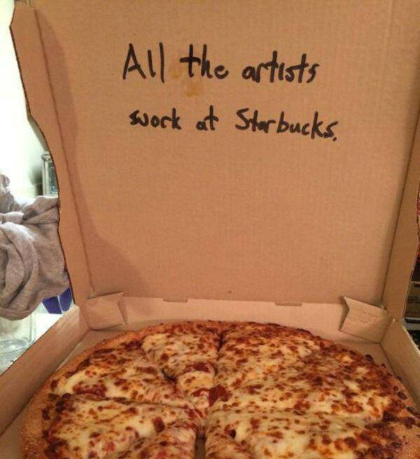 Starbucks Artists