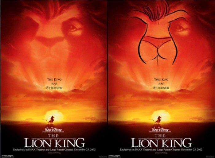 The Lion King Dirty Moments From Kids Movies