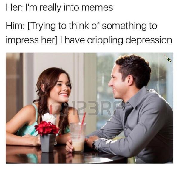 Trying To Impress Her Memes