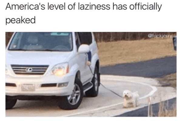 Ultimate Laziness