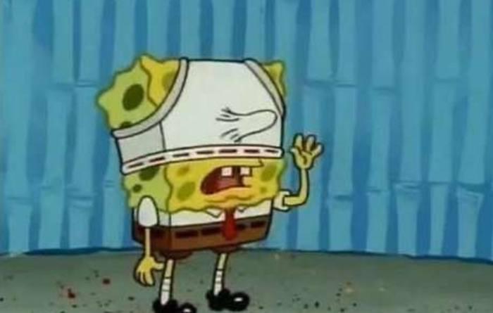 Spongebob Boner