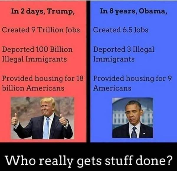 Who Really Gets Stuff Done