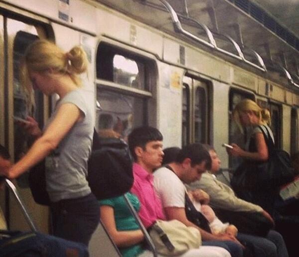 Blondes Subway