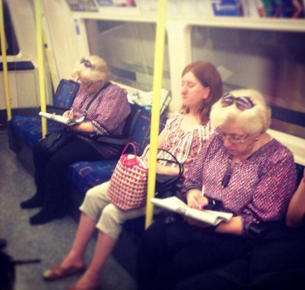Bus Ladies